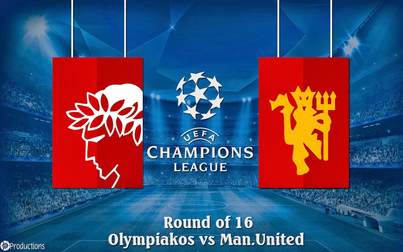 Olympiakos-vs-Manchester-United