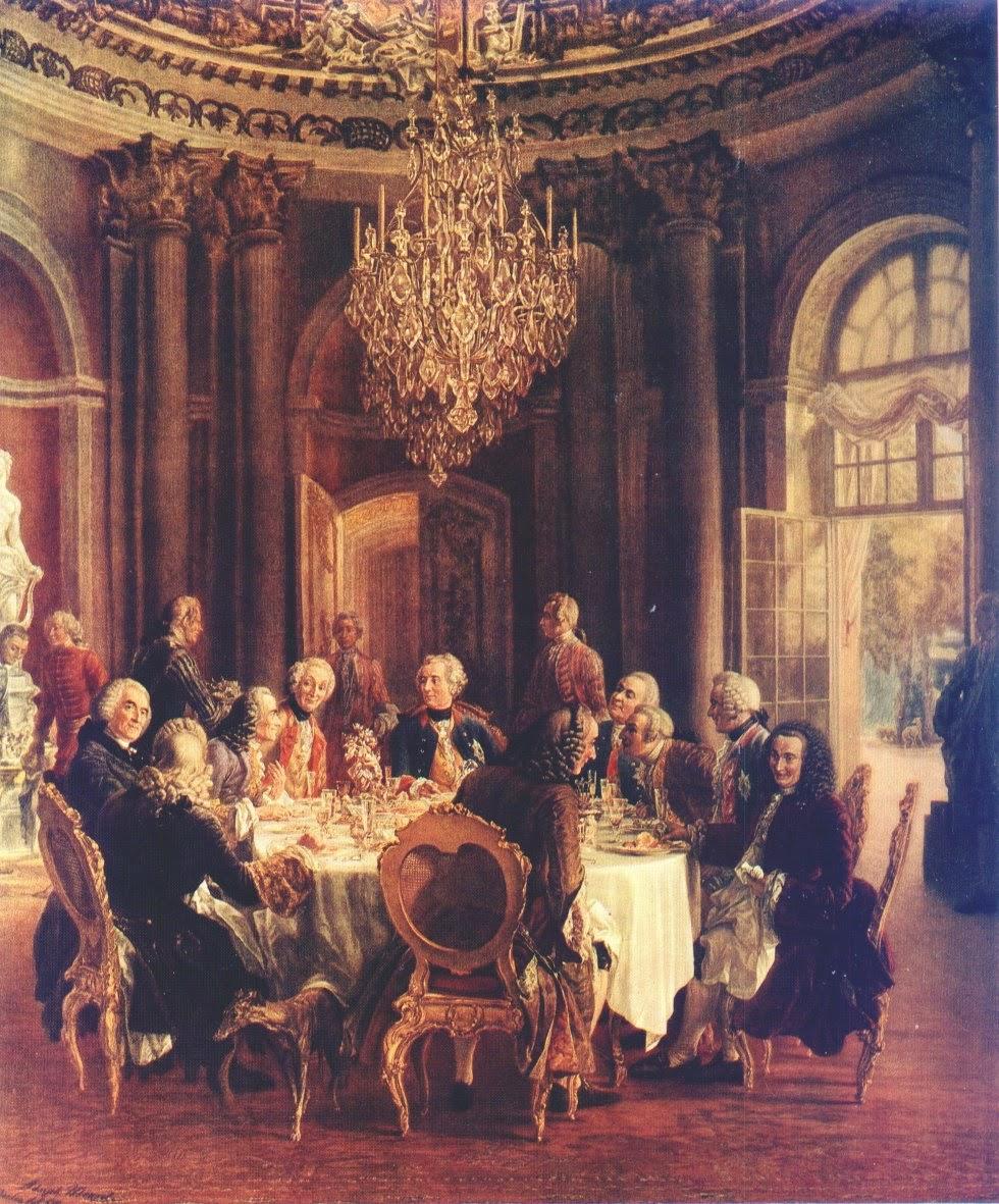 Adolph-von-Menzel-Tafelrunde