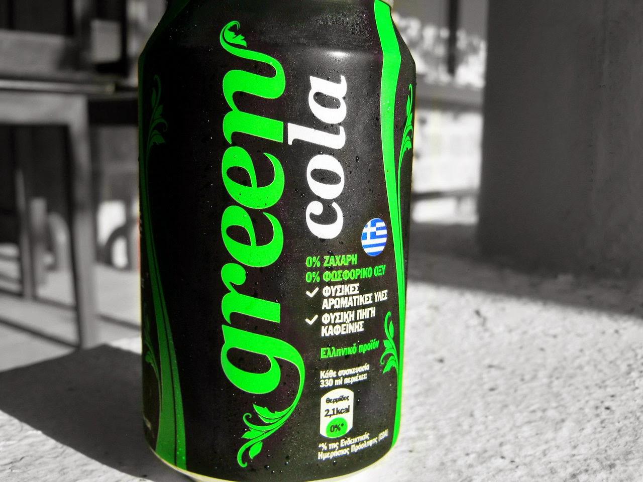 green-cola