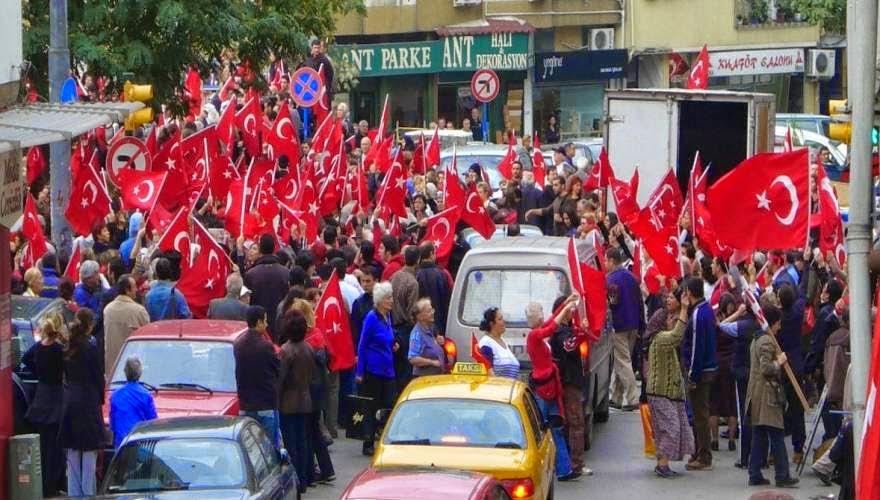 Anti-PKK_demonstration_in_Kadiköy