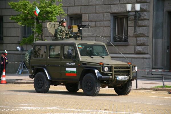 Bulgarian-army