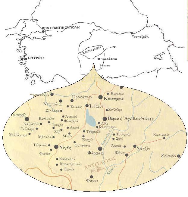 FARASA-KAPPADOKIA