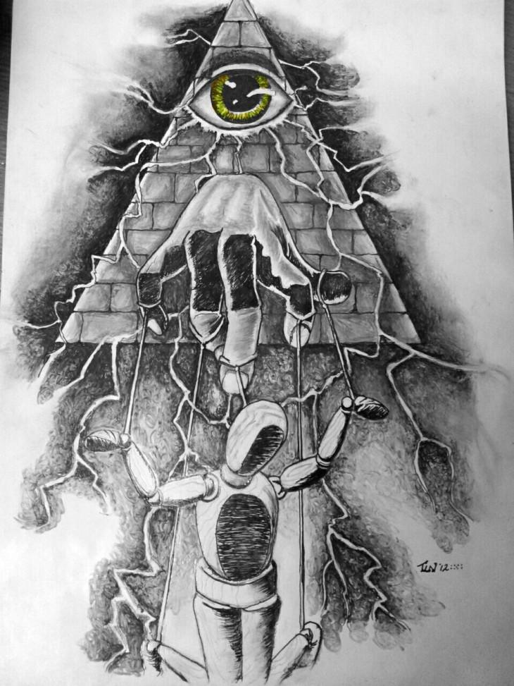 illuminati-puppets