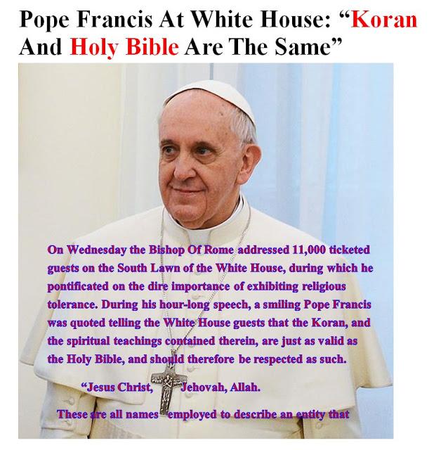 pope-korani