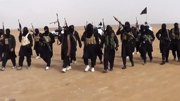 Αποτέλεσμα εικόνας για μαχητές του ISIL έ
