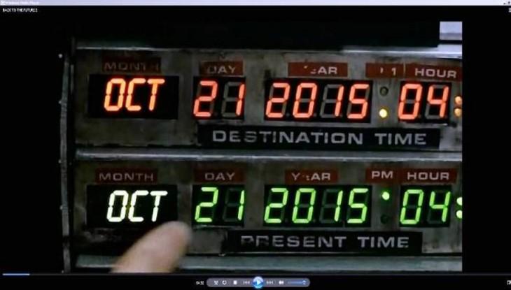 21/10/2015: «Επιστροφή στο μέλλον 2″ – Ο Μάρτυ Μακ Φλάι έρχεται στην… εποχή μας