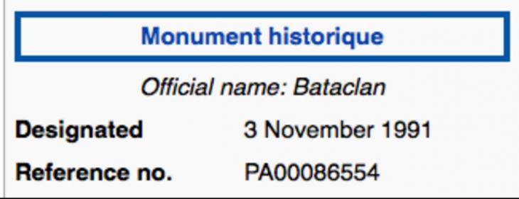 Bataclan 311