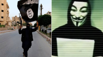 anonmous- isil