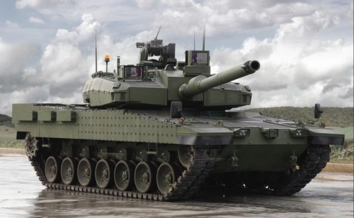 Altay-tank