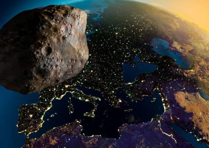 asteroid europe