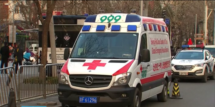 china ambulance999