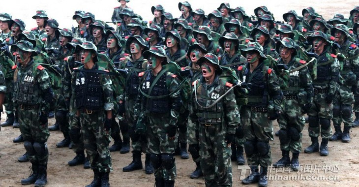 china special forces