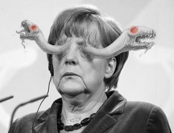 Angela_Merkel_CDU_Bundeskanzlerin_Chancellor_Germany_Kapitalismus_Kapitalismuskritik_capitalism_Neoliberalismus_ESM_Rettungsschirm_Mammon_Profitgier_Survival_of_the_Fittest