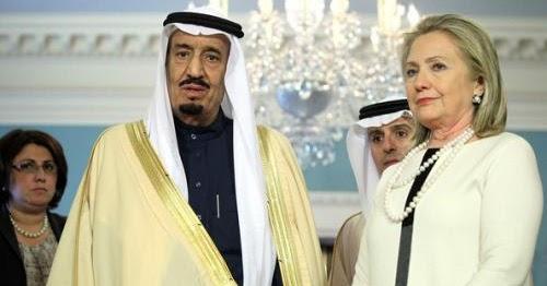 Αναπληρωτής πρίγκιπας της Σαουδικής Αραβίας παραδέχεται ότι χρηματοδοτεί την Κλίντον