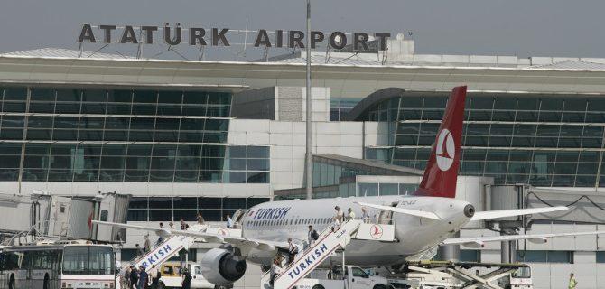Εκρήξεις στο αεροδρόμιο Ατατούρκ στην Κωνσταντινούπολη -Πληροφορίες για δεκάδες τραυματίες [εικόνες & βίντεο]