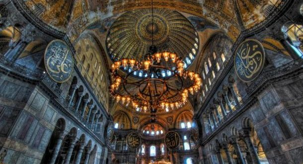 """Σύμβουλος του Μητσοτάκη γράφει ότι η Αγία Σοφία είναι """"ισλαμικό μνημείο""""!!!"""
