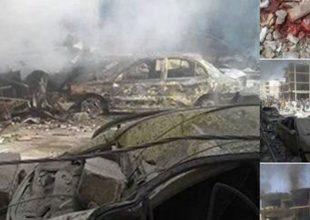 Διπλή βομβιστική επίθεση του ISIS στη Συρία: Τουλάχιστον 48 νεκροί