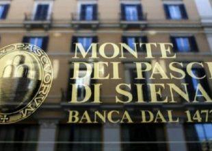 Πανικός για το Ευρώ – ΤΡΕΧΟΥΝ ΝΑ ΣΩΣΟΥΝ ΤΗΝ MONTE DEI PASCHI DI SIENA – Καταρρεέι η τρίτη μεγαλύτερη τράπεζα της Ιταλίας