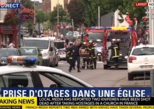 Στα πρόθυρα θρησκευτικού πολέμου η Γαλλία; – Αγωνία Ολάντ για το τι έρχεται!