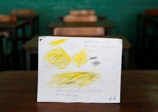 Βενεζουέλα: Παιδιά που λιμοκτονούν ζωγραφίζουν τι έφαγαν σήμερα