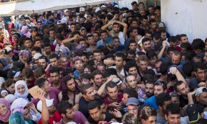 Aρχισαν τα όργανα: Γενικός ξεσηκωμός στην Κρήτη για τους 3.000 μετανάστες που στέλνει η Γερμανία σε πρώτη φάση…- Δώσαμε 2 δισ για τους λαθρομετανάστες!