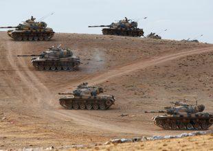 ΕΚΤΑΚΤΟ !  Αιφνιδιαστική τουρκική εισβολή στο συριακό έδαφος-Αντικειμενικός στόχος είναι οι Κούρδοι και όχι ο ISIS