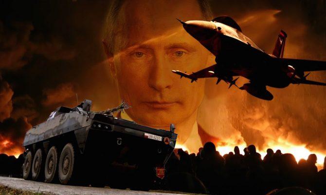 ΕΚΤΑΚΤΟ! ΡΑΓΔΑΙΕΣ ΓΕΩΠΟΛΙΤΙΚΕΣ ΕΞΕΛΙΞΕΙΣ!! Πόλεμος Ρωσίας-Ουκρανίας… Ελληνοτουρκικά… Εκλογές και Προφητείες!!!