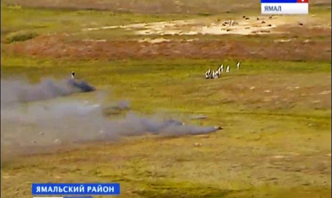 Σε επιφυλακή η Ρωσία για πανδημία που «προέρχεται» από αρχαίο ιό στην Σιβηρία! Ή συμβαίνει κάτι άλλο;