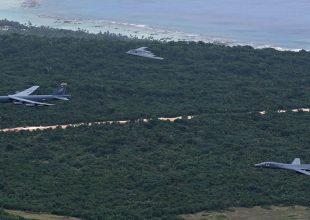 Να γιατί η Κίνα κατεβαίνει Συρία: Τρία Αμερικανικά στρατηγικά βομβαρδιστικά σε πολεμική επιχείρηση στην Νότια Σινική Θάλασσα (εικόνες-βίντεο)