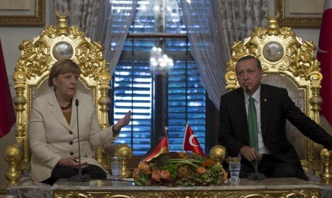 EKTAKTO: Η Γερμανία δέχεται την ύπαρξη εδαφικών διαφορών Ελλάδας-Τουρκίας – Ζητούν παράδοση των νησιών Χίου, Λέσβου, Λήμνου στην Άγκυρα!