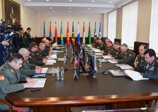 EKTAKTO: Σύσκεψη των Αρχηγών Ενόπλων Δυνάμεων της Κοινοπολιτείας Ανεξαρτήτων Χωρών για ενδεχόμενο ελληνοτουρκικού πολέμου!