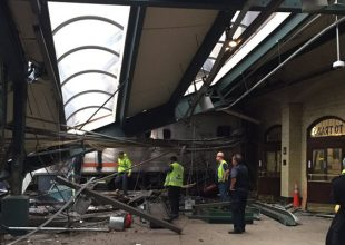 ΠΑΝΙΚΟΣ ΣΤΙΣ ΗΠΑ! Τρένο έπεσε στην πλατφόρμα σταθμού – Υπάρχουν θύματα (ΒΙΝΤΕΟ)