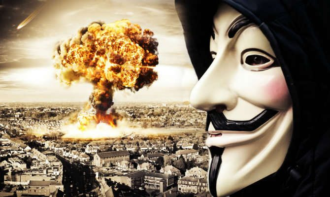 """Συγκλονιστικό βίντεο από τους «Anonymous» «Η αλήθεια για τον Γ"""" Παγκόσμιο Πόλεμο»"""