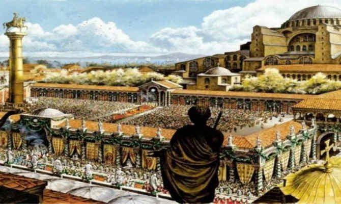 Τι συμβαίνει με την Ιερά μονή Αγίας Σκέπης και ανησυχεί η Άγκυρα; – Βρέθηκε το «χαμένο δισκοπότηρο» του βυζαντινού Ελληνισμού;