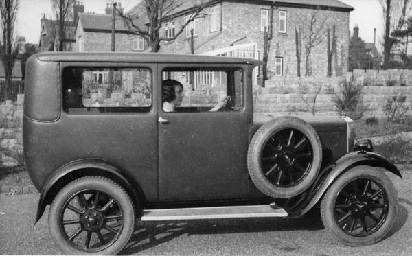 clyno_motor_car_wolverhampton_1920s