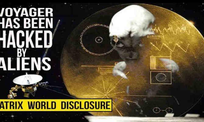 Η NASA παραδέχεται ότι κάποιος ανέλαβε τον έλεγχο του Voyager 2 και έστειλε δεδομένα σε μία άγνωστη γλώσσα [Βίντεο]