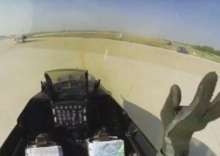 Ντοκουμέντο: Τούρκος πιλότος σε F-16 αποκαλύπτει πώς γίνονται οι παραβιάσεις