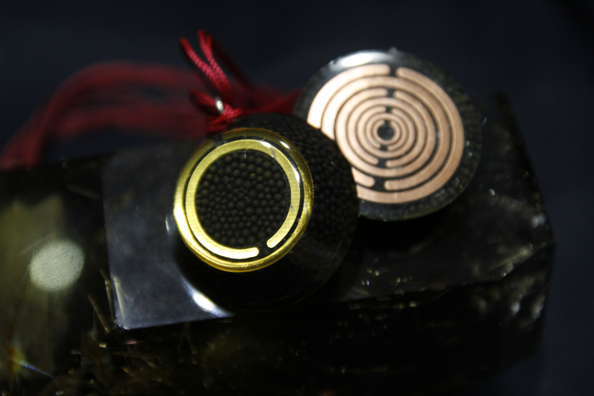 Pendant «Black Knight»