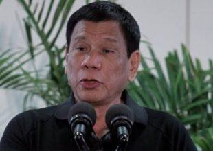 Πρόεδρος Φιλιππίνων: Θα σκοτώσω 3.000.000 τοξικομανείς
