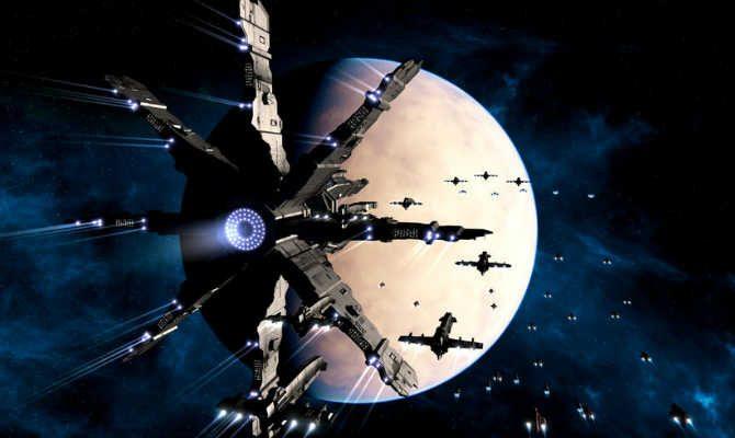 Τέσσερα βίντεο που «αποδεικνύουν» ότι ένας «μυστικός διαστημικός στόλος» είναι λειτουργικός