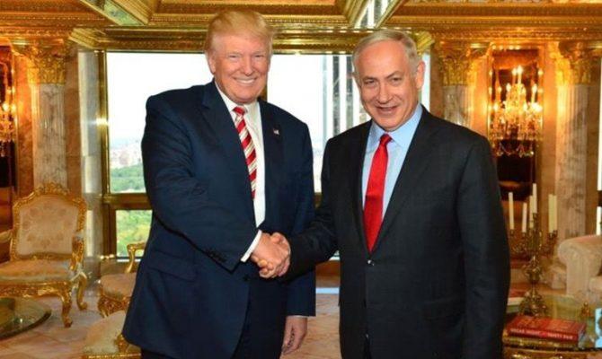 Τραμπ: Η Ιερουσαλήμ αδιαίρετη πρωτεύουσα του ισραηλινού κράτους