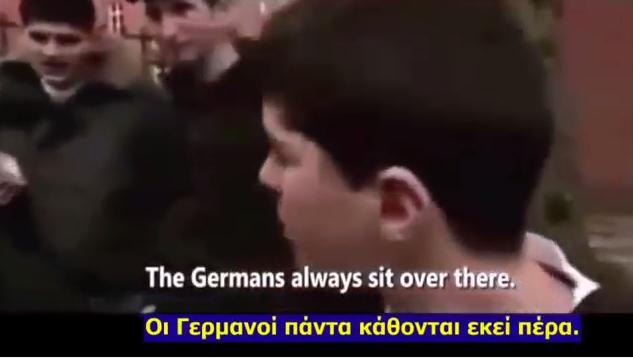 Αποτέλεσμα εικόνας για δειτε τι γινετε στα γερμανικά σχολεία με τους μεταναστες μουσουλμανους