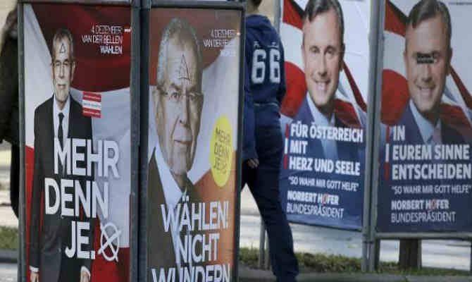 Αυστρία: Θα γίνει σήμερα ο Χόφερ ο πρώτος ακροδεξιός πρόεδρος της Ευρώπης;