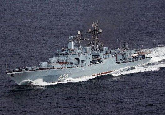 ΕΚΤΑΚΤΟ: Ναυτικό επεισόδιο ρωσικού αντιτορπιλικού με βρετανικό στην Μάγχη ξεσηκώνει το ΝΑΤΟ και την Βρετανία