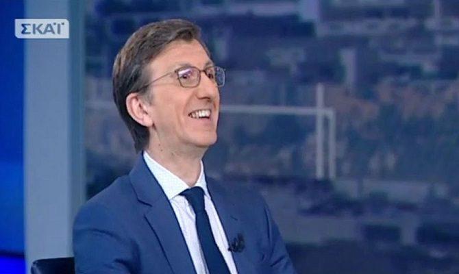 Ντροπή και ξεφτίλα: O Πορτοσάλτε λέει ότι έχει δίκιο το τουρκικό ΥΠΕΞ έναντι της Ελλάδας(βίντεο)