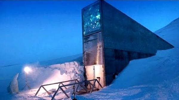 Αποτέλεσμα εικόνας για Πλημμύρισε η Κρύπτη της Αποκάλυψης από το λιώσιμο των πάγων