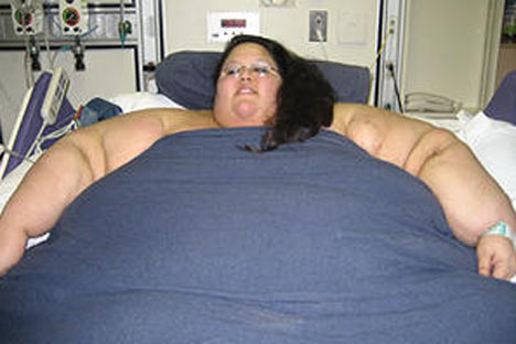 Largest woman Photoshop Picture