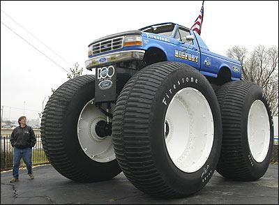 Largest Car Photoshop Picture