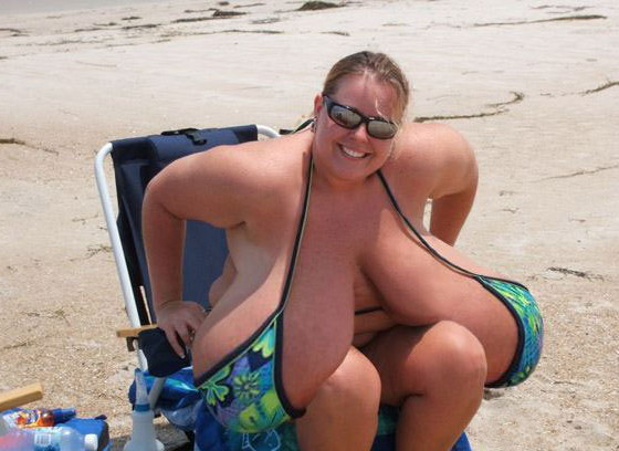 Largest Natural Boobs Photoshop Picture