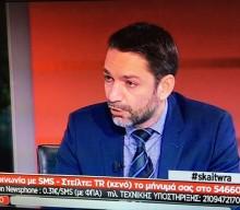 Πέθανε ξαφνικά ο δημοσιογράφος Βασίλης Μπεσκένης